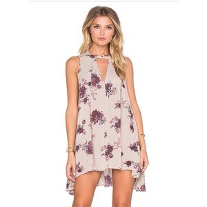 Free People | Tree Swing Tunic Top Mini Dress Boho